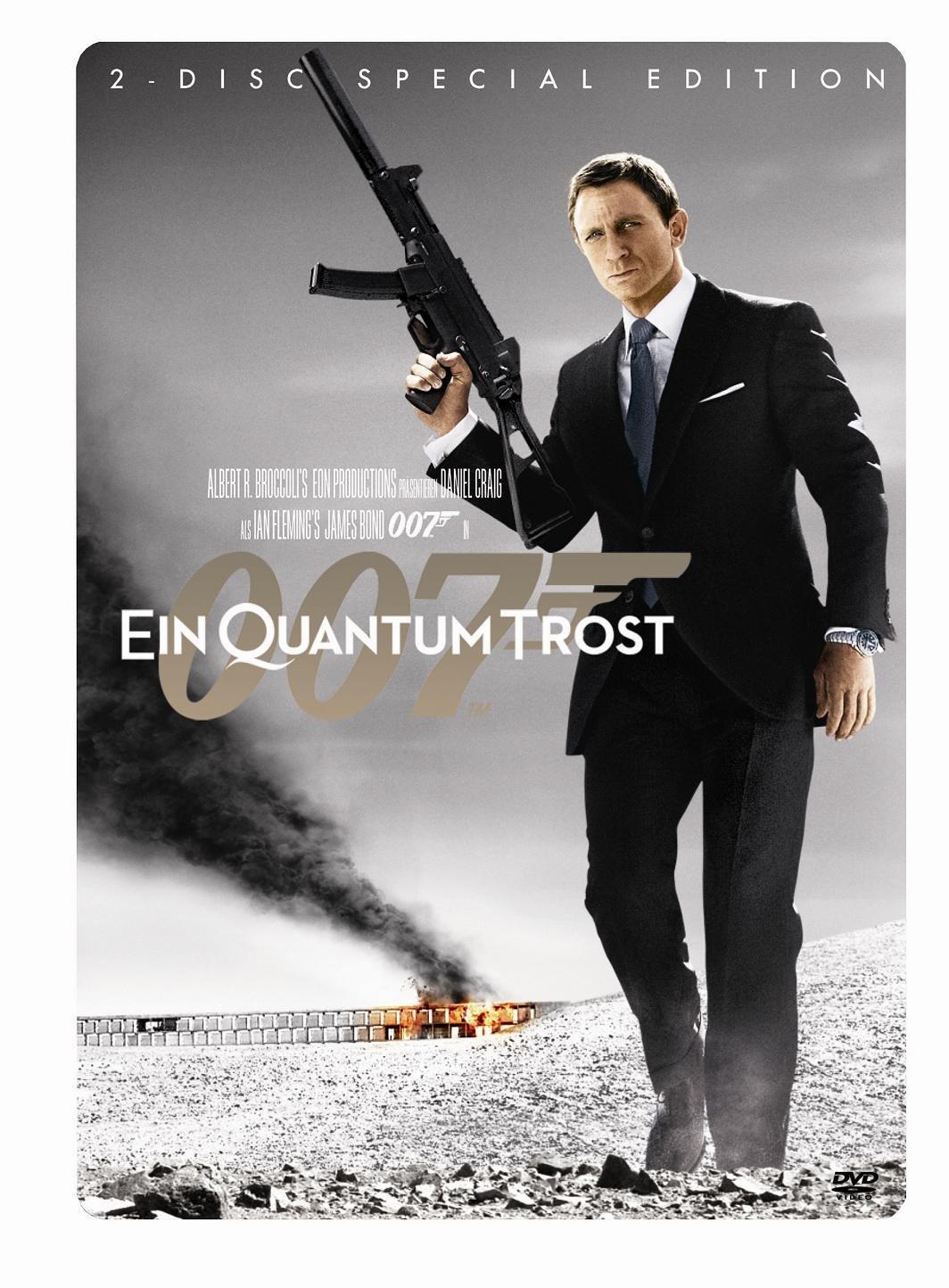 James Bond Ein Quantum Trost