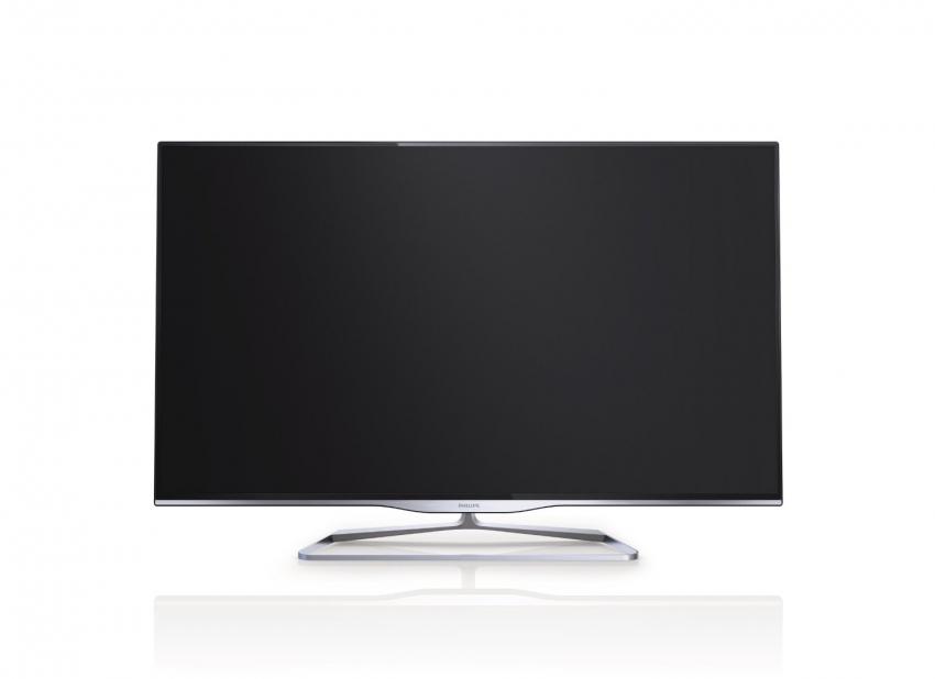 philips 42pfl5008k 12 107 cm 42 zoll ultraflacher 3d smart led fernseher ebay. Black Bedroom Furniture Sets. Home Design Ideas