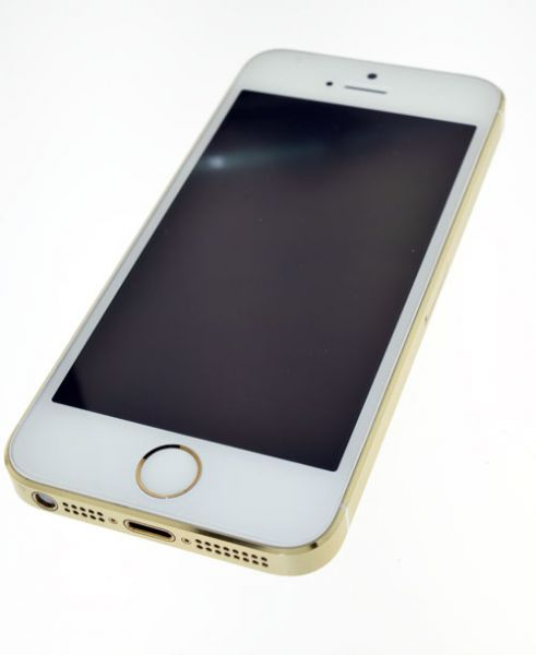 apple iphone 5s 16gb gold smartphone gebraucht. Black Bedroom Furniture Sets. Home Design Ideas