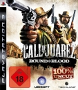 PS3 Spiel Call of Juarez: Bound in Blood (Uncut)